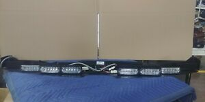 Whelen Inner Edge R b I02lr6l Lightbar Crown Vic