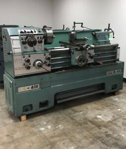 Acra turn 16 X 40 Ls 400 Precision Engine Lathe With Gap