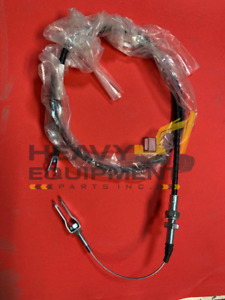 Brand New Aftermarket Ford 555c 655c 555d 655d Foot Throttle Cable 50 75