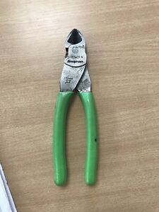 Snap On Side Cutters 87acf Green