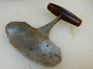 Rare Antique Whaling Flensing Tool Hand Forged Whale Seal Blubber Knife Maritime