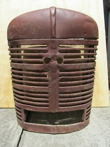 Farmall Tractor Grille 40 s 50 s Vintage Used International Harvester