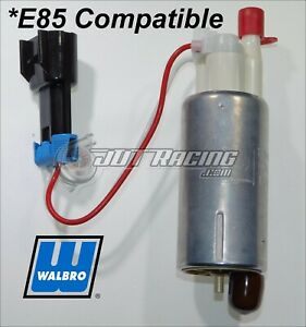 Genuine Walbro ti 250lph Improved Gt Supercar Fuel Pump F10000302 pump Only