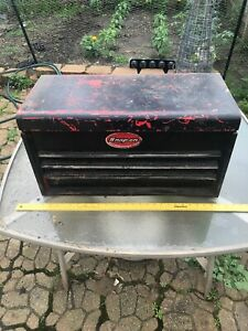 Snap On Tool Box Great Restore Ready