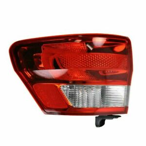 Fits For 2011 2012 2013 Jeep Grand Cherokee Tail Light Left 55079421ag