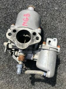 Mg Mgb Su Carburetor Hs4 1970 Oem