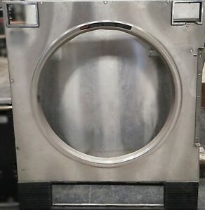 Front Bottom Panel For Speed Queen Std 32dg Stack Dryer Chrome Finish Used