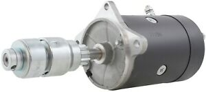New Starter For Ford Thunderbird 4 8l 1956 1957 1958 5 1l 1956 1957 5 8l 58 60