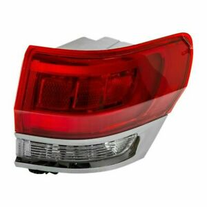 Fit For 2014 2015 Jeep Grand Cherokee Tail Light Right Passenger Side 68110016ae