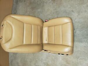 03 04 05 06 Porsche Cayenne S Front Tan Leather Front Power Passenger Seat Oem