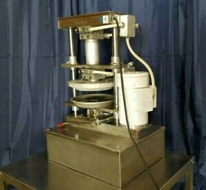 Comtec Model 2200 Pie Crust Forming Pastry Press Bakery And Restaurant Equipment