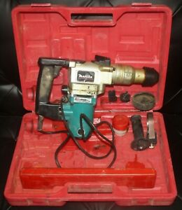 Makita 6914d Rotary Hammer Drill In Good Working Condition Tested Ships Free