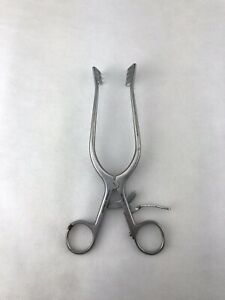 Teleflex Pilling 16 5364 Weitlaner Retractor 3x4 Blunt Prong 19 5cm L Blade 20mm