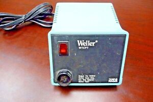 Weller Pu120t Power Unit Wtcpt Temperature Controlled Soldering Station Guarante