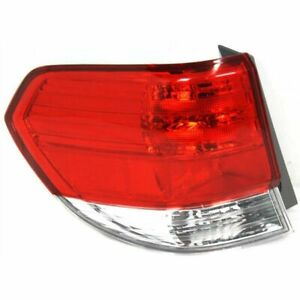 For Honda Odyssey 2008 2009 2010 Tail Lamp Left Driver 33551 shj a51