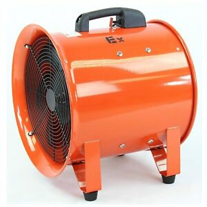 Bvv 16 Ignition Resistant Axial Fan