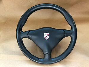Porsche 3 Spoke Steering Wheel With Air Bag