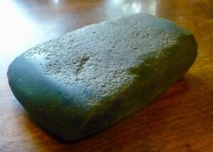 Antique Pre Columbian Stone Mayan Axe 4 1 2 X 3