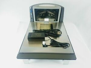Datalogic Magellan 8400 Scanner Scale With Produce Platter Model 8405 W Adapter