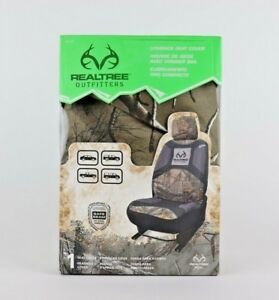 Realtree Xtra Lowback Car Truck Vehicle Seat Cover New