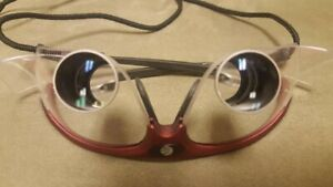 Orascoptic Loupes In Excellent Condition