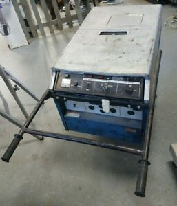 Commercial Water Cooled Honda Generator Ex 5500
