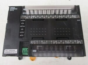 Omron Cp1l em30dt1 d Programmable Controller