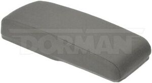 Dorman 925 082 Console Lid Fits Chevy Colorado Gmc Canyon Pewter 89042700