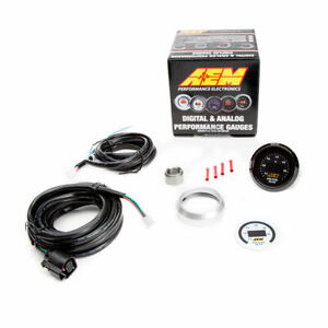 Aem Wideband Uego Air Fuel Ratio Gauge Kit No Sensor
