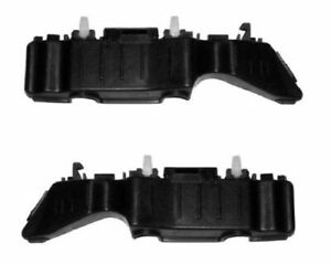 For Hy Accent 2012 2013 2014 Front Bumper Upper Bracket Right Left Pair Set