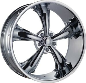 Set Of 4 Dcenti Wheels Dw19 26x10 5x120 65 13 Chrome