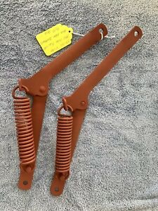 Original 1939 1940 Ford Deluxe 1941 Ford Truck Hood Arm Spring Supports