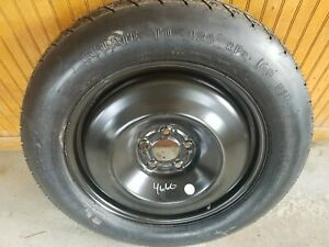 2014 2015 2016 2017 2018 2019 Jeep Cherokee Compact Spare Tire Emergency Donut
