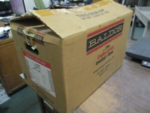 Baldor Ac Motor L1405t 2hp 1800rpm Fr 182t 115 208 230v 1ph New Surplus
