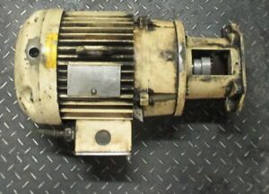 Lincoln Electric Ac Motor 7 5 Hp 1745rpm