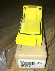 Banner Rpbr2 26610 Sensor Photoelectric Maxi beam Powerblock
