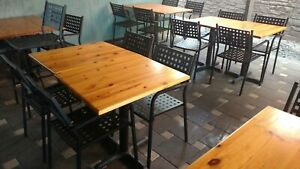 Restaurant Furniture Tables And Chairs outdoor Patio Seating