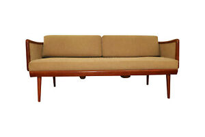 Mid Century Danish Peter Hvidt And Orla M Lgaard Daybed Model Fd451