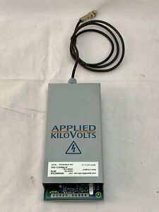 Applied Kilovolts Hp Series Hp005r Precision High Voltage Module Power Supply