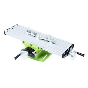 Mini Table Bench Vise Bench Drill Milling Machine Assisted Positioning 3ye