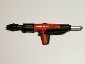 Hilti Dx 351 Ct Gas Actuated Tool Only Used