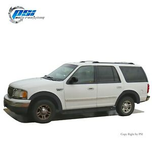 Rugged Style Sand Blast Textured Fender Flares Fits Ford Expedition 1997 2002