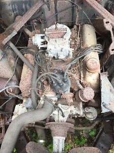 289 V8 Engine 1965 8 10 64 Ford Mustang Untested Core Parts We Ship Code 10h