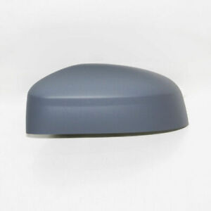 Left Driver Side Wing Mirror Cover Cap Casing Primed For Ford Focus 2008 2010