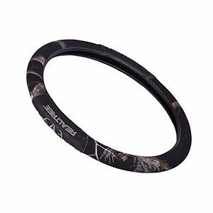 Realtree Camo Steering Wheel Cover Ap Black Truck Pack Of 3