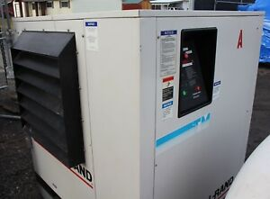Ingersoll rand Thermal Mass Compressed Air Dryer Tm400 Nice
