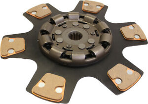 393117 Clutch Disc 6 Pad For International 1486 Tractor