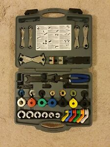 Blue Point Master Plus Disconnect Set Ldt40 As Sold By Snap On