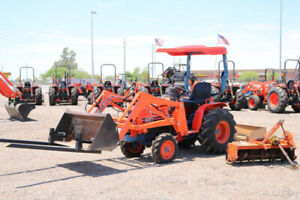 Tractors With Loader In Stock   JM Builder Supply and