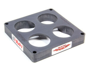 Hvh 4500 4 Hole 1 In Thick Super Sucker Carburetor Spacer P n Ss4500 1cp
